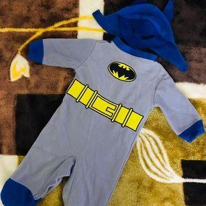 Batman Halloween Costume for toddler 2T